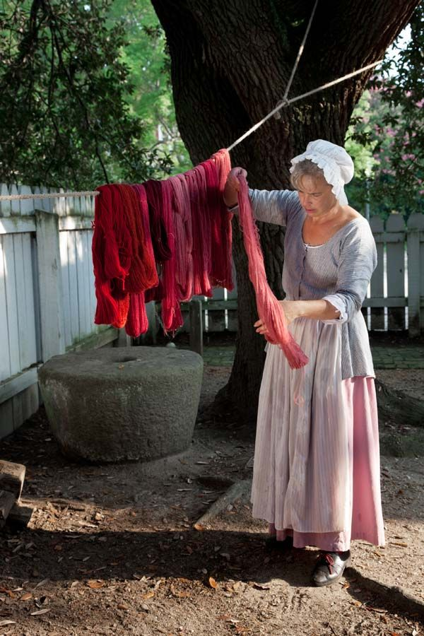 A wonderful article on the history of cochineal.