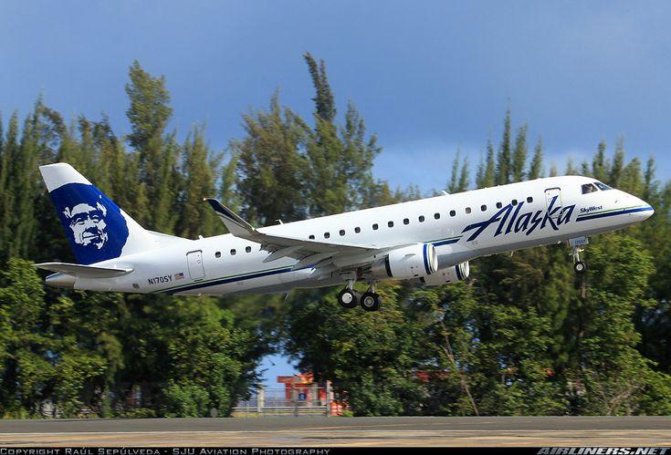 Embraer 175LR (ERJ-170-200LR) aircraft picture
