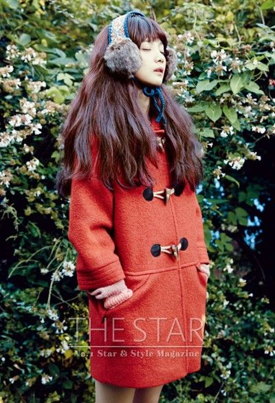 Yoon Seung Ah - The Star Magazine October Issue '13