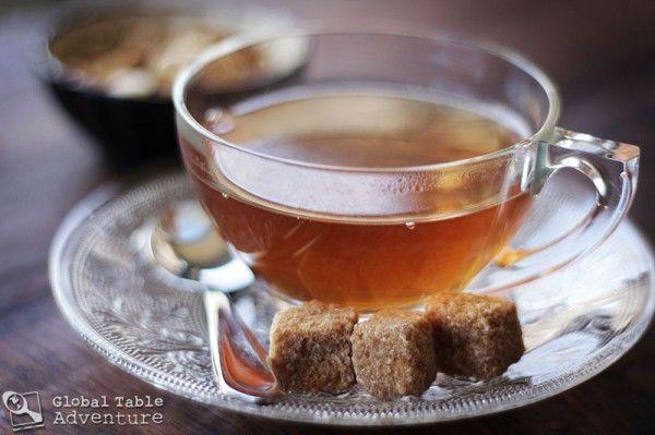 Baby-mama's Spiced Tea (Ainar) | Recipe