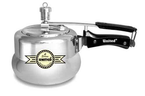 #Pressure #Cookers > #E- #Series #Aluminium #Inner #Lid #Pressure #Cooker > 2 #Litre E- #Series #Aluminium #Inner #Lid #Pressure #Cooker - By #United #Pressure #Cooker - http://goo.gl/XiRZaZ5