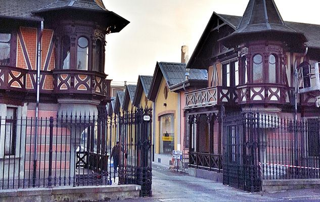 Leumann, un villaggio da fiaba alle porte di Torino