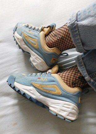 Kaufe meinen Artikel bei #Kleiderkreisel http://www.kleiderkreisel.de/damenschuhe/turnschuhe/145818999-vintage-fila-sneaker-40 #fila #vintage #sneaker #vintagesneaker #90s #90er #fishnet #filadisruptor #disruptor #shoe #shoes