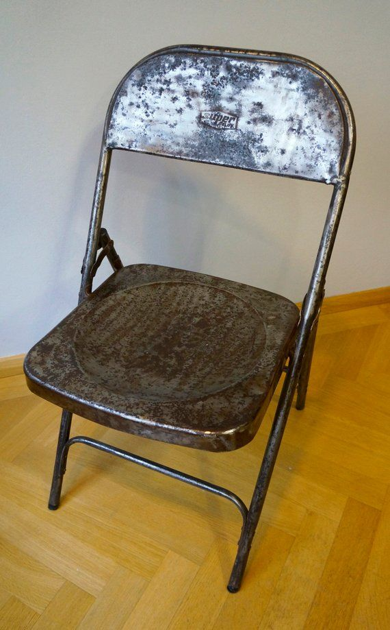 Chaise Pliante Super Deluxe Etsy Folding Chair Chaise Chair