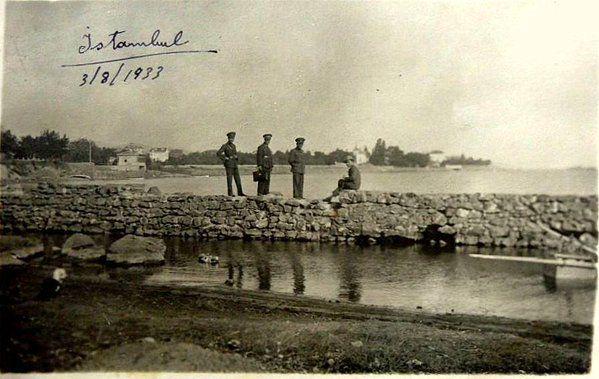 İstanbul - Maltepe Sahili, 1933