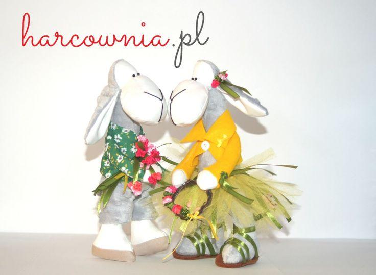 Kasia i Benio z harcownia.pl
