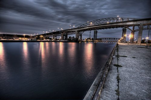 Skyway Bridge - Hamilton, Ontario