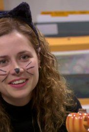 The Office Season 2 Episode 5 Halloween. Michael is pressured by corporate to fire someone, which puts a damper on the office Halloween party.