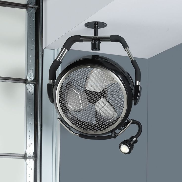 Ceiling Mount High Velocity Fan