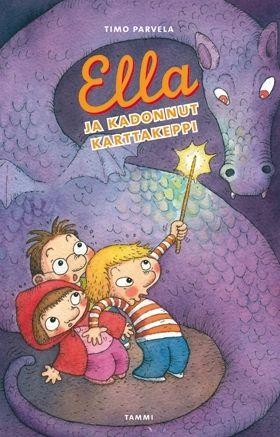Ella ja kadonnut karttakeppi on jo seitsemästoista Ella-kirja.