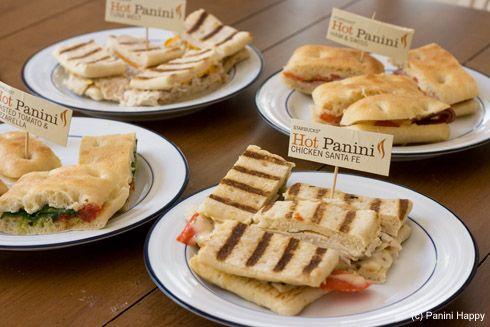 Post image for Starbucks® Panini: Taste Test