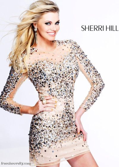 hello skinny. this dress<3