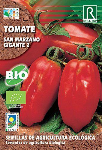 nice Semillas ECOLOGICAS Tomate San Marzano Gigante II 0.5 gr. Mas info: http://comprargangas.com/producto/semillas-ecologicas-tomate-san-marzano-gigante-ii-0-5-gr/
