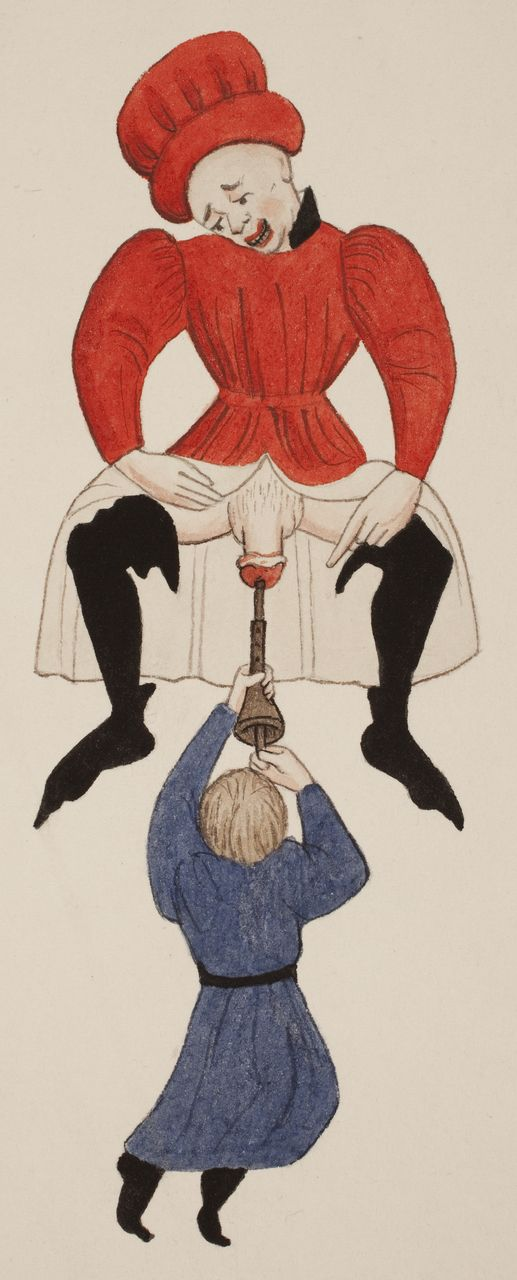 ☤ MD ☞ ☆☆☆ John of Arderne - against urinary disease Chaudepisse,  De arte phisicale et de chirurgia, The Art of the Physician and the Surgeon,(England, ca. 1412 ). #gonorrhea See: https://pinterest.com/pin/287386019947235148