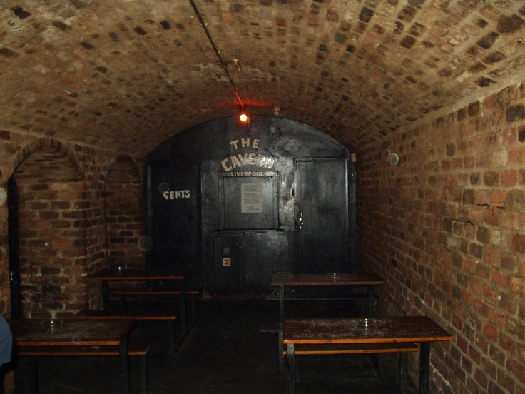 """The Cavern Club in Liverpool. Where the """"Fab Four"""" grew up"""