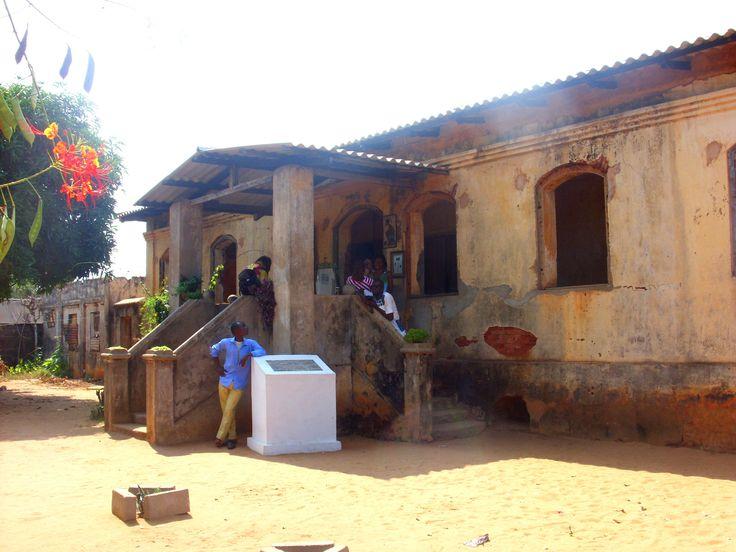 Maison des esclaves - Togo 2013