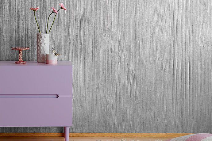 Silberne Wandfarbe Von Alpina Wandfarbe Silber Metallic Wandfarbe Wandfarbe