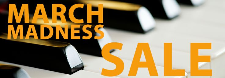 March Madness Sale! All 2012 & 2013 models are up to 75% off!   Bluthner, Pearl River, Rittmuler, Imler, and more!