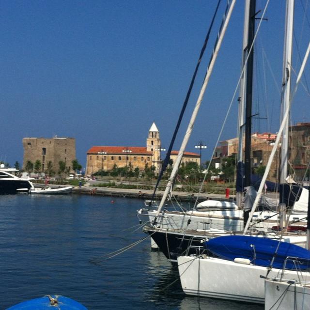 Il porto di #Acciaroli