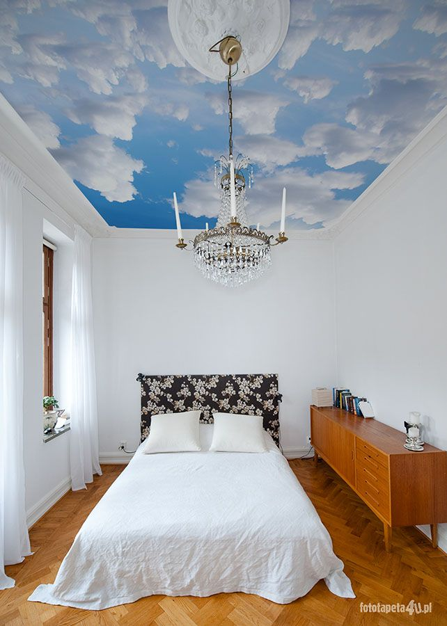 Clouds wallpaper by Fototapeta4u.pl
