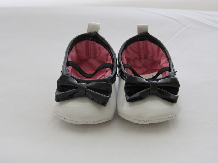 Ballerina Slippers - Newborn