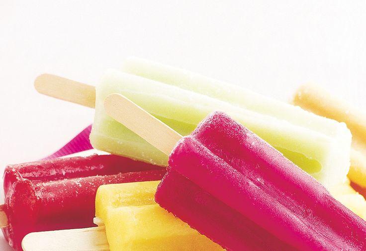 #Popsicles #yogourt et #melon #dessert