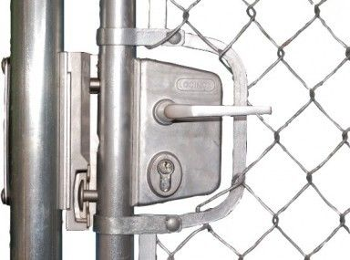Opinion Chain Link Fence Gate Latch Lock And Chain Link