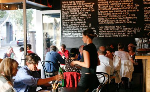 Sydney's best fixed price meals including two of my favourites Vini and Berta