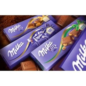 Nice chocolate from Switzerland.
