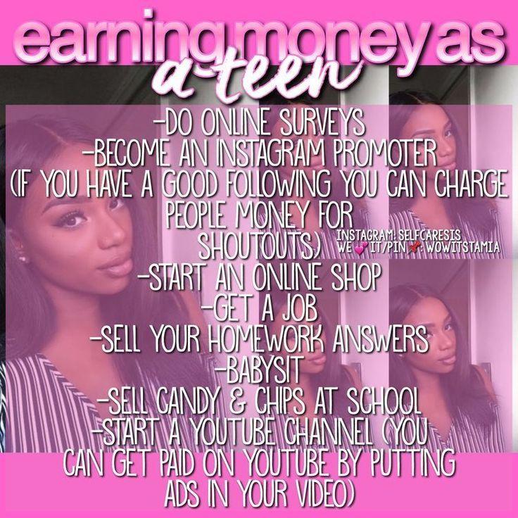 ModelBeautyRoutine Jobs for teens, Baddie tips, Girl
