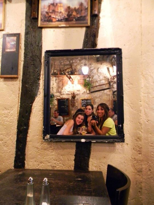#paris #2012 #friends #triocalavera #mirror #selfie