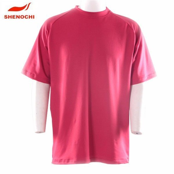 Short Sleeves 100% Polyester Blank Rugby Clothes Made in China #rugby_clothing, #Sleeve