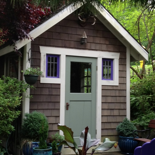 Best 25+ Shed paint colours ideas on Pinterest