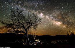 Droga Mleczna na niesamowitych zdjęciach (GALERIA)