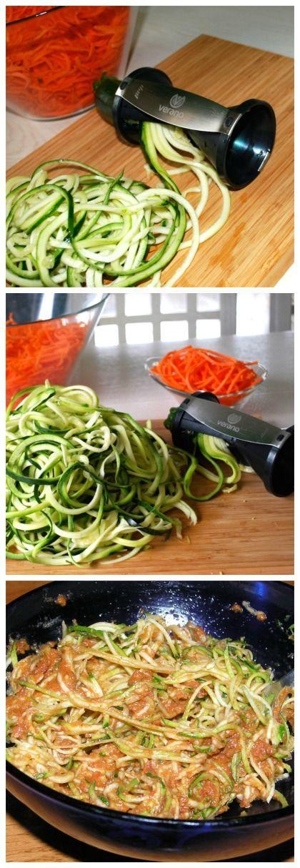 http://www.modelhomekitchens.com/category/Zucchini-Spaghetti-Maker/ http://www.phomz.com/category/Zucchini-Spaghetti-Maker/ Verano® Spiral Slicer – Zucchini Noodle – Raw Pasta / Zucchini Spaghetti Maker