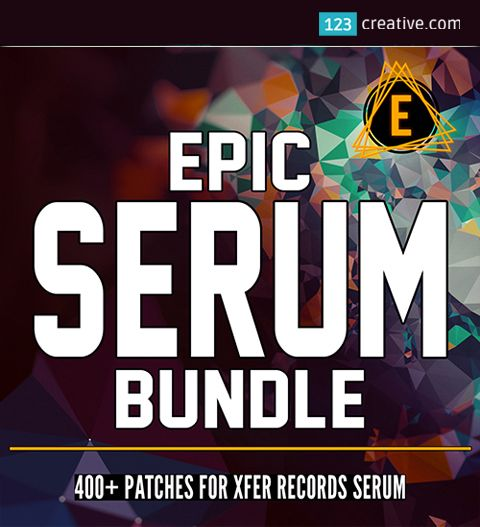 ► EPIC SERUM BUNDLE - presets and wavetables for #XferRecordsSerumSynthesizer. New sound bank for all EDM producers. Content: 400+ #SerumPatches and wavetables + BONUS WAV Samples. This collection help boost your creativity :-) . LEARN MORE: http://www.123creative.com/music-production-bundles/1446-epic-serum-bundle-presets-and-wavetables-for-xfer-serum-synthesizer.html