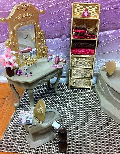 1000 Images About Barbie Dioramas On Pinterest Barbie