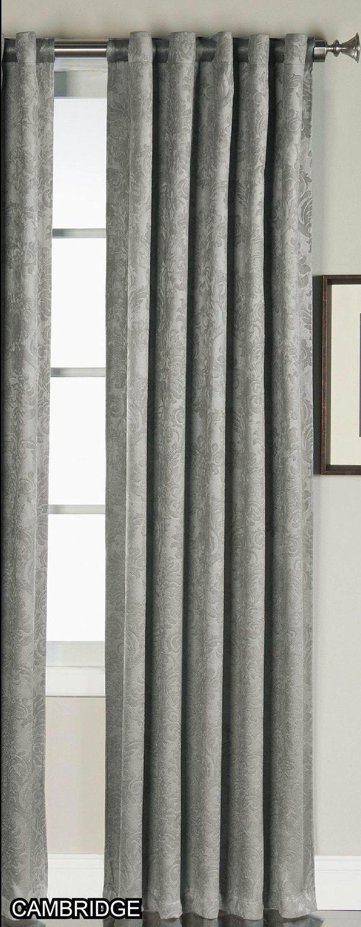 Johnson City Curtain Panels