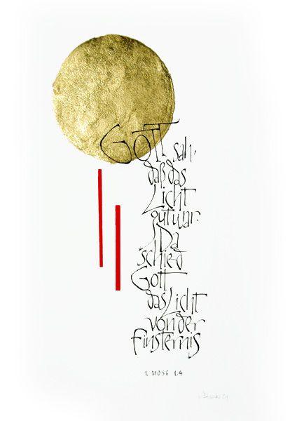 Maritta Staacks ~ calligraphy...love this