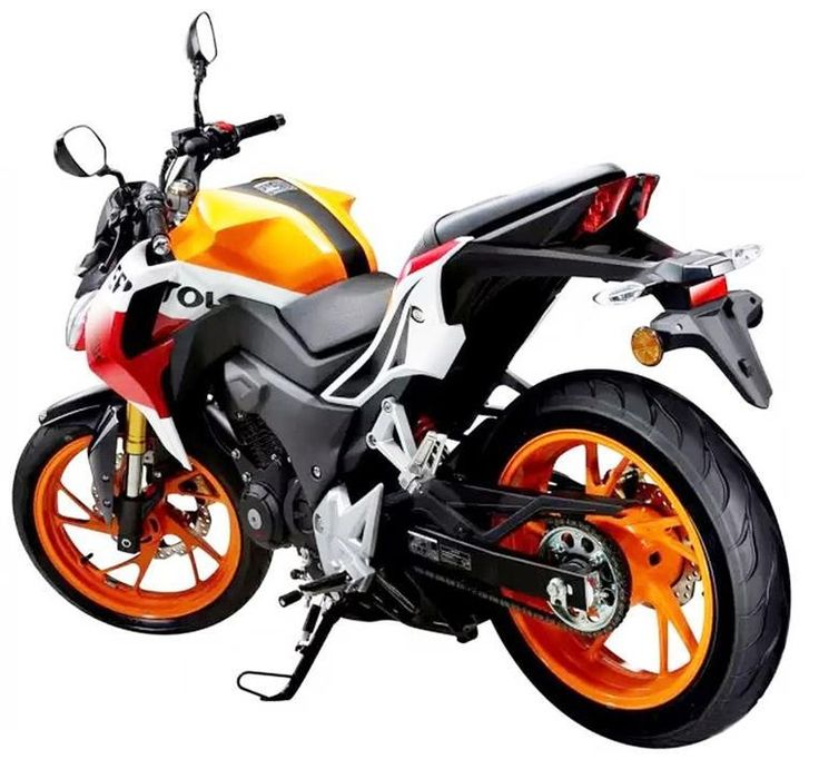 Honda has launched 2 all-new motorcycles namely CB190R & CBF190R.     [image]   Key Specifications of Honda CB190R & CBF190R –    1) Dimensions (LxWxH) – 1982mm x 744mm x 1041mm   2) Wheelbase – 1356mm | Ground Clearance – 138mm   3) Seat Height – 771mm | Kerb Weight – 140kg   4) 184cc Air-cooled 4-Stroke 1-Cylinder Engine   5) Bore x Stroke – 61mm x 63mm   6) Compression Ratio – 9.5 : 1   7) Maximum Power – 15.68 BHP @ 8000 rpm   8) Maximum Torque – 15 NM @ 7000 rpm ...