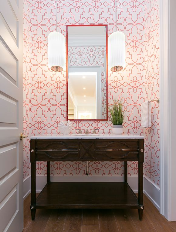 129 best images about powder rooms on pinterest powder for Novella homes