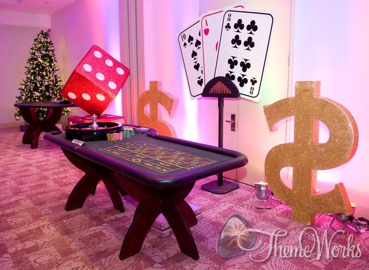 Casino party favors uk