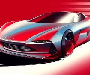 Ford Communion concept sketches by Sang Don Kim (Pforzheim 2015)