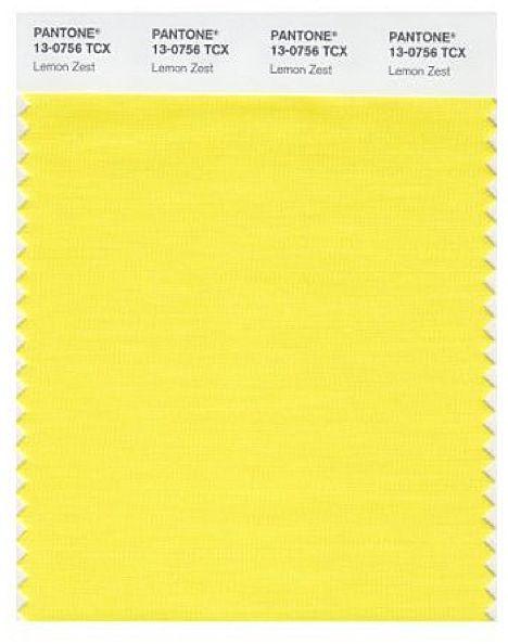 lemon zest color - photo #9