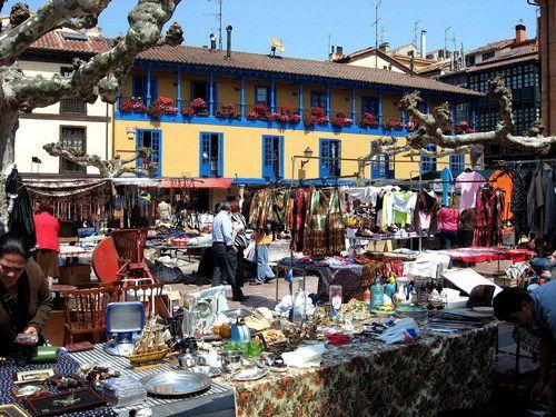 Mercado dominical del Fontan