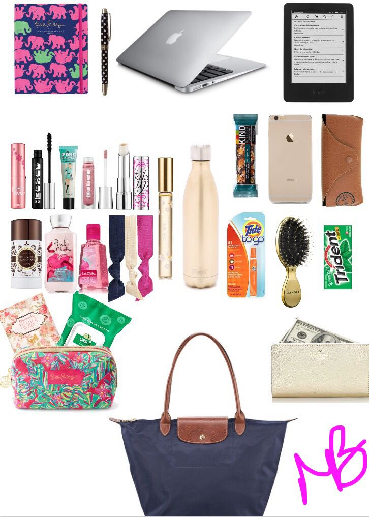 Whats in my purse?
