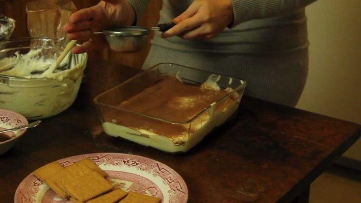 How to make Tiramisu - Updated Italian Recipe - Real Italian Kitchen