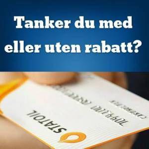 Statoil er partner i vår Ambassadør Klubb