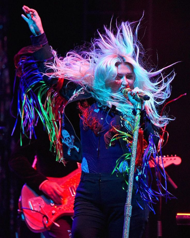 "Today Kesha released her first single in four years—since the beginning of her high-profile legal battle with Dr. Luke—a raw, powerful ballad about the depths of her depression and how she found the strength to move forward. ""There were so many days, months even, when I didn't want to get out of bed,"" she writes in a new essay about the song. ""But I dragged myself out of bed and took my emotions to the studio and made art out of them."" Click the link in our bio to listen and to read more…"
