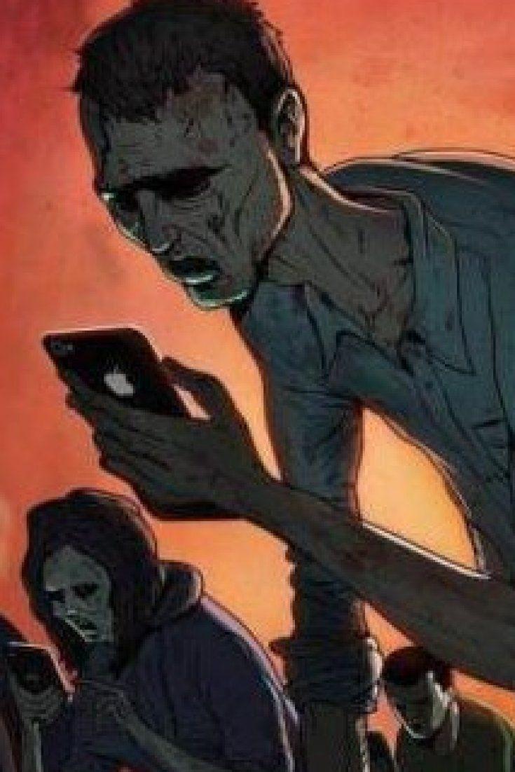 Unsere Gesellschaft ist krank, ein Künstler zeigt es grausam und treffend